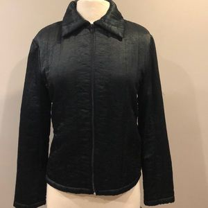 Rare Prada Lightweight Black Jacket Sz L